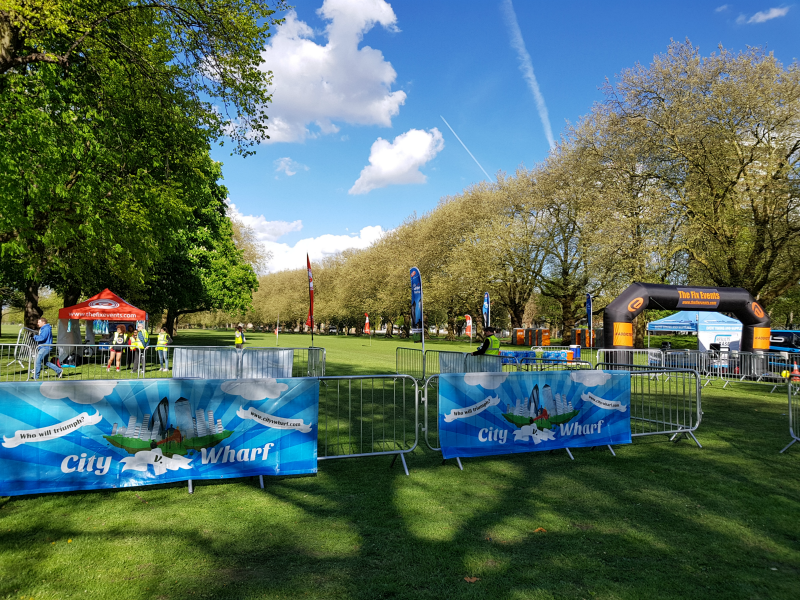 Fix Events 10k 20k Run Relay London Victoria Park