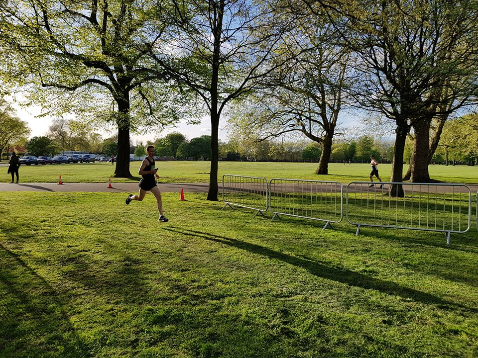 Fix Events 10k 20k Run Relay London Victoria Park