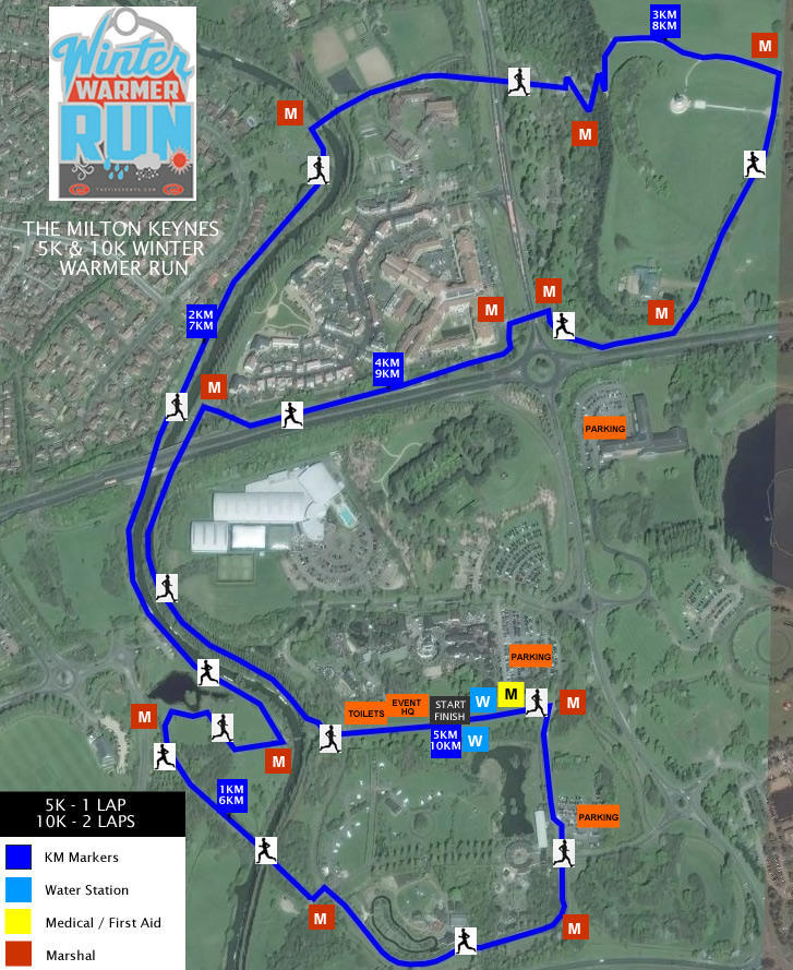 Mid Winter Classic 5k 10k 15k: Future Races Near Oxfordshire