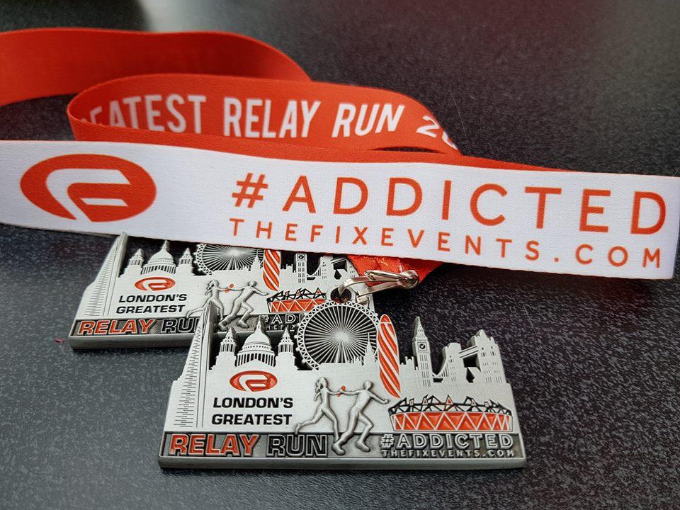 Fix Events 10k 20k Run Relay London