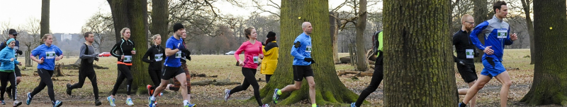 Run Richmond Park 5k and 10k Running Events