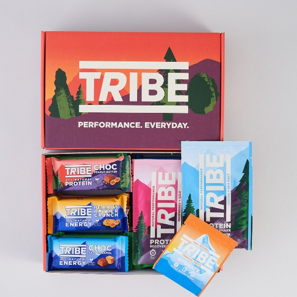 Tribe supports the All Nations Triathlon