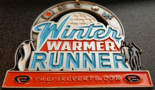 Winter Warmer 5k and 10k Runs supporting Shelter