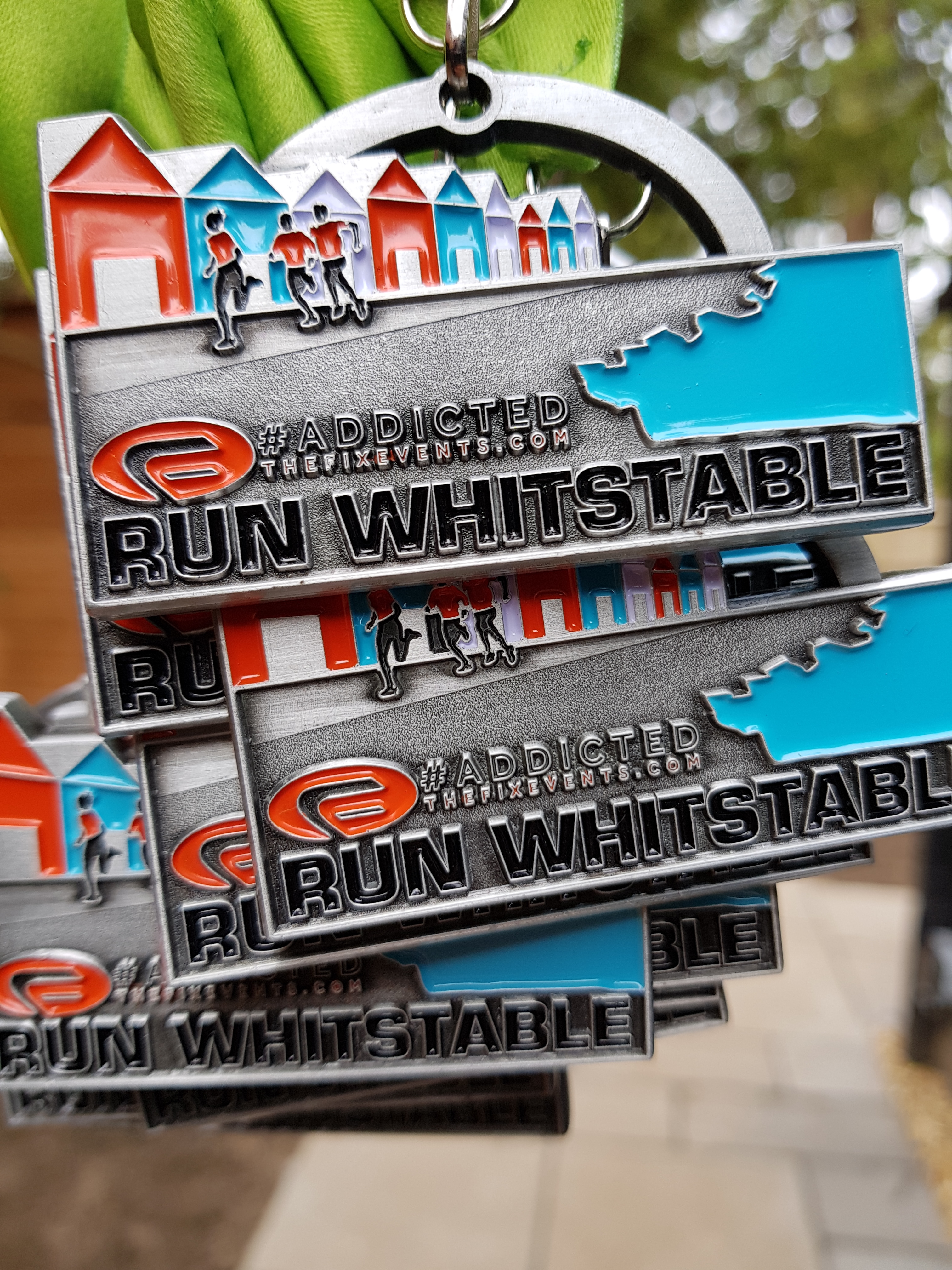 Whitstable 5k and 10k Run Kent Running London