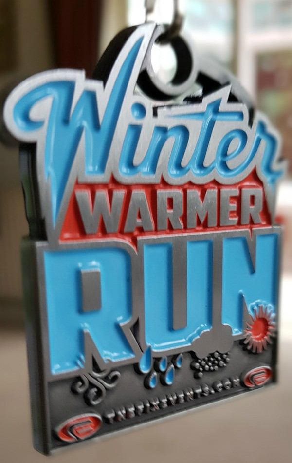 Winter Warmer 5k and 10k Runs UK supporting the Charity Shleter