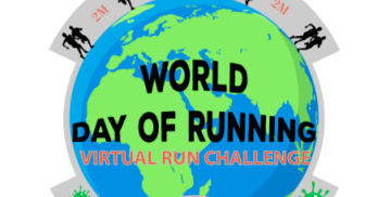 Come together for our World Day of Running