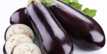 Food of the month: AUBERGINE
