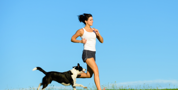 Get running with your dog!