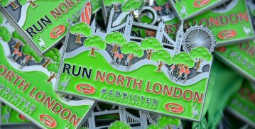 North London Autumn Run - Race Review