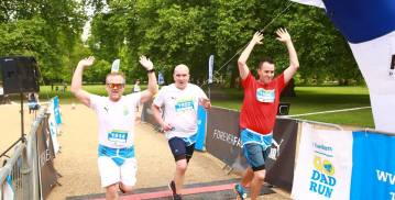 Race Review - The Sanlam Go Dad Run London