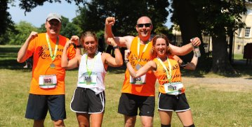 The South London Summer Run - Race Review