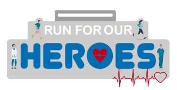 Virtual Run for our Heroes Challenge