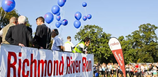 Kew Charity Richmond 10K River Run