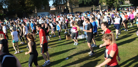 Kew Charity Richmond 10K River Run 2017