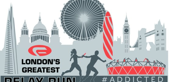 London's Greatest Relay Run 2018