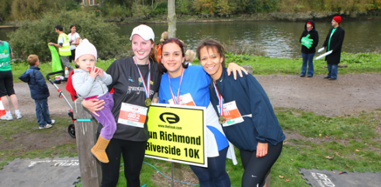 Richmond Autumn Riverside 10k 2016