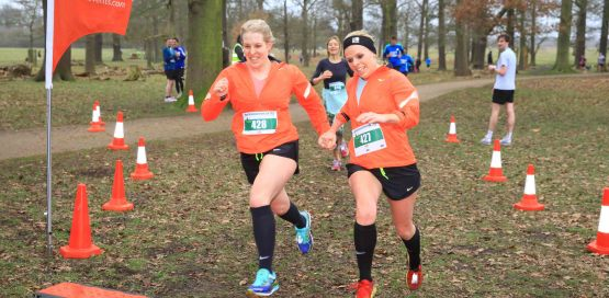 Run Richmond Park 5k and 10k Race 11 2017