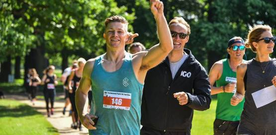 Run Richmond Park 5k and 10k Race 12 2018