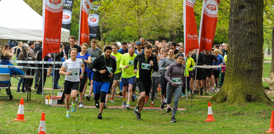 Run Richmond Park 5k and 10k Race 2 2018