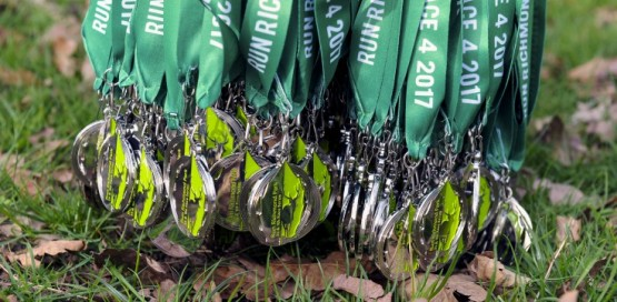 Run Richmond Park 5k and 10k Race 3 2019