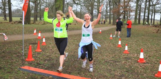 Run Richmond Park 5k and 10k Race 3 2017
