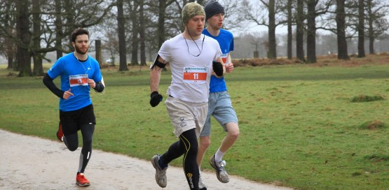 Run Richmond Park 5k and 10k Race 4 2017
