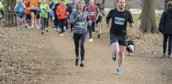Run Richmond Park 5k and 10k Race 6