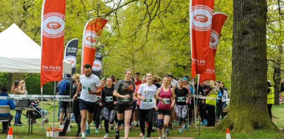 Run Richmond Park 5k and 10k Race 6 2018