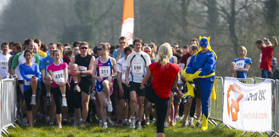 Run Richmond Park 5k and 10k Race 7 2015