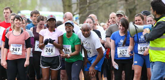 Run Richmond Park 5k and 10k Race 7 2017