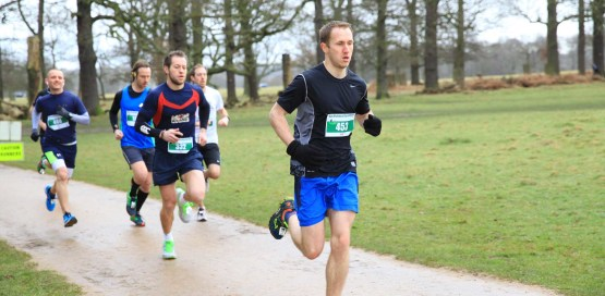 Run Richmond Park 5k and 10k Race 8 2016
