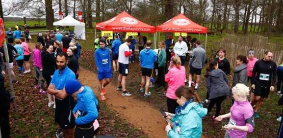 Run Richmond Park 5k and 10k Race 8 2017
