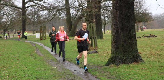 Run Richmond Park 5k and 10k Race 9 2016