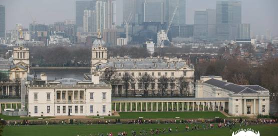 The 10k MoRun Greenwich Park London