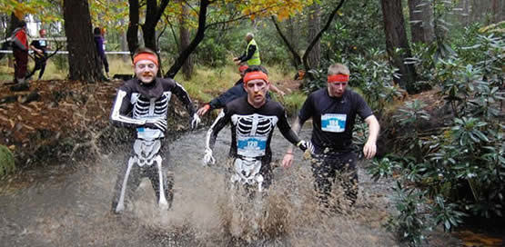 The 10k and 10mile Muddy MoRun 2015