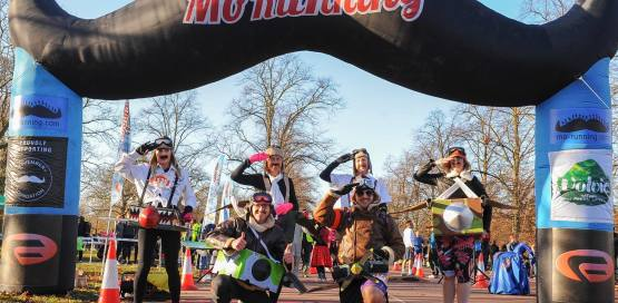 The 5k and 10k Ipswich MoRun 2018