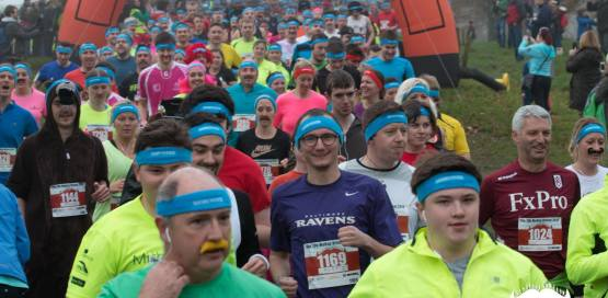 The 5k and 10k MoRun Bristol 2016