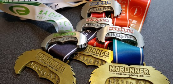 The 5k and 10k MoRun Dublin