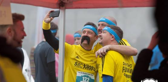 The 5k and 10k MoRun Edinburgh 2017