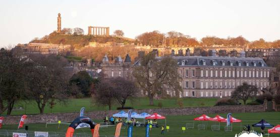 The 5k and 10k MoRun Edinburgh 2016