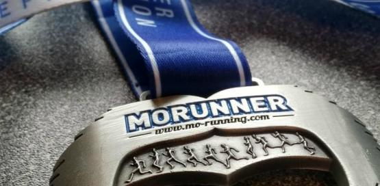 The 5k and 10k MoRun Exeter 2018