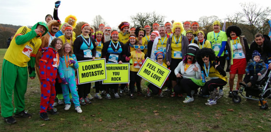 The 5k and 10k MoRun Leeds 2016