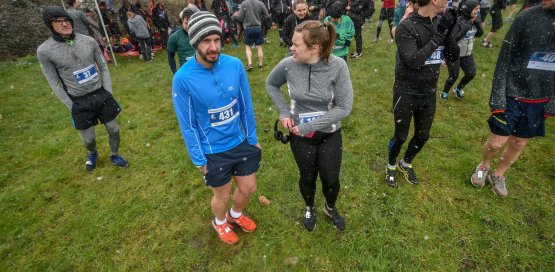 The Cardiff 5k and 10k Winter Warmer Run