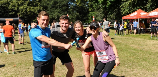 The London 10K and Team Relay Run