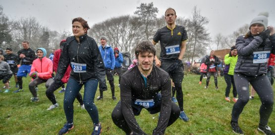 The Milton Keynes 5k and 10k Winter Warmer Run 2019