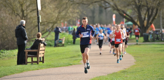 The Richmond Spring Riverside 10k Run 2019