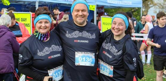 The Swansea 1.5k, 5k & 10k MoRun