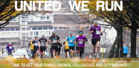 UNITED We Run Race Around the UK