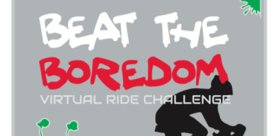 Virtual Beat the Boredom Cycle Challenge