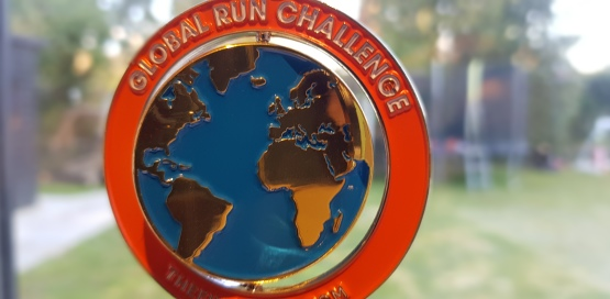 Virtual Global Run Challenge